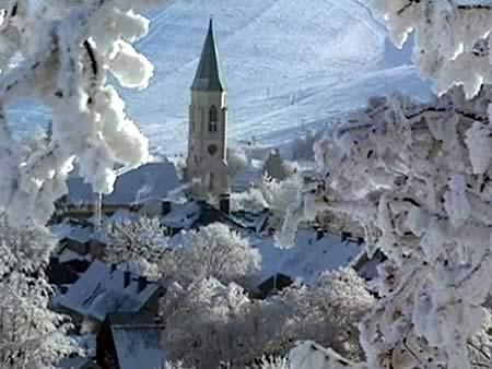 Ski heil am Fichtelberg