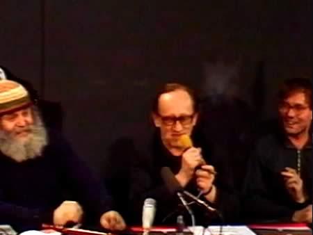 Protokollstrecke – Kunst in der DDR. – A. R. Penck, Heiner Müller, Sascha Anderson