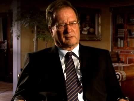Klaus Kinkel im Gespräch über seine Biografie.