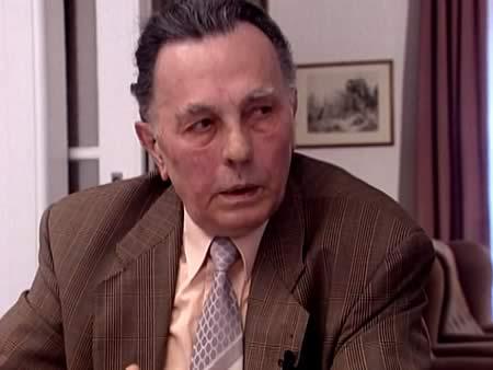 Walter Janka im Gespräch mit Werner Mittenzwei